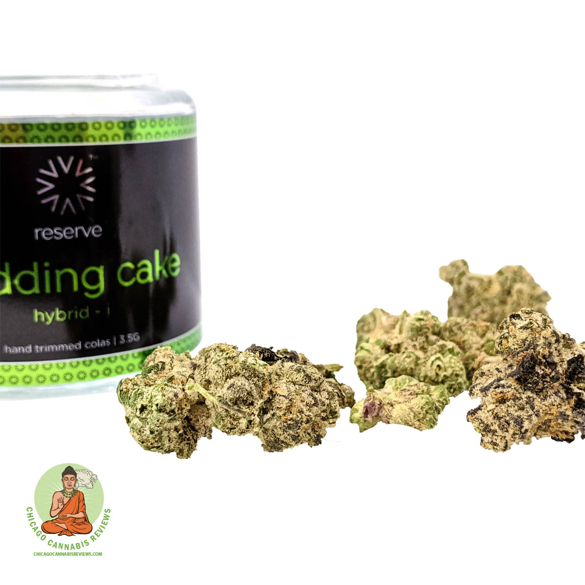 Verano Wedding Cake Review Sunnyside Dispensary March 2020