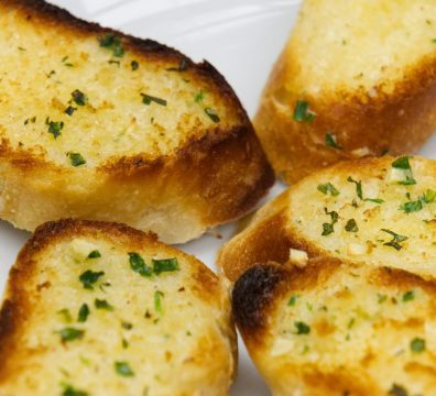 This Cannabis Chive Garlic Bread Is Scrumptious (And Strong)