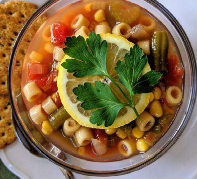 How To Make Weed Minestrone From Scratch