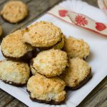 Easy Recipe For Chewy Coconut Cannabis Cookies
