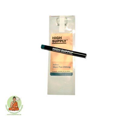 Cresco High Supply Indica Disposable Pen 300mg
