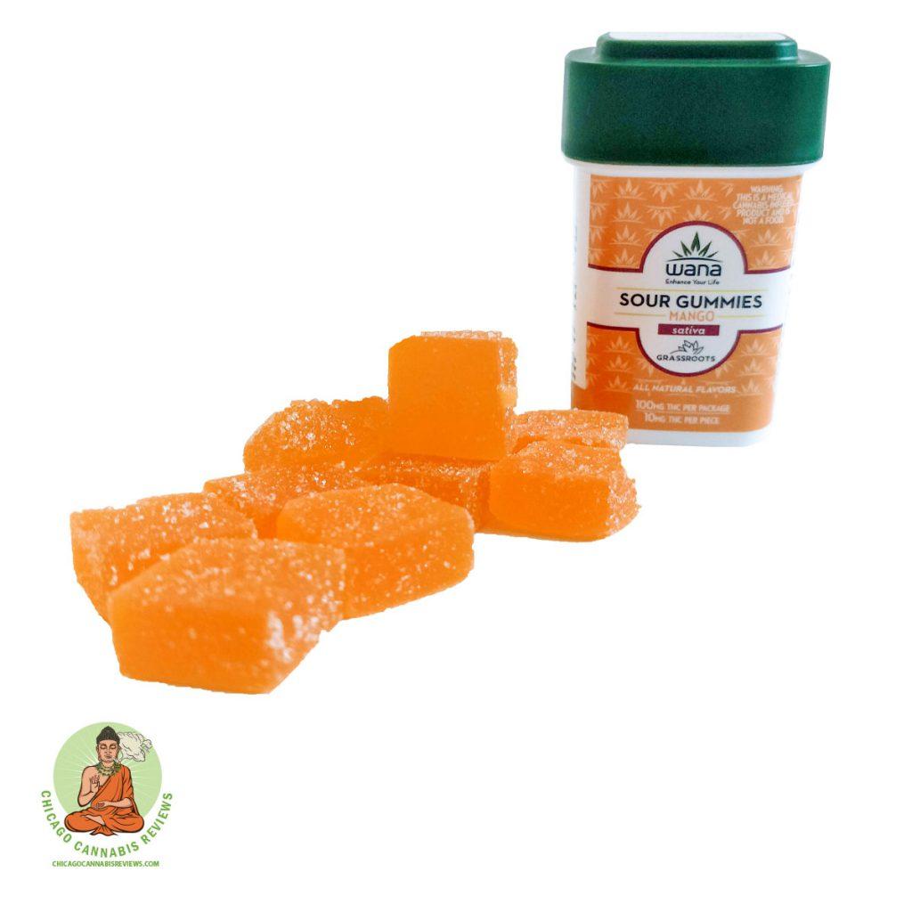 Sour Mango Gummies-2