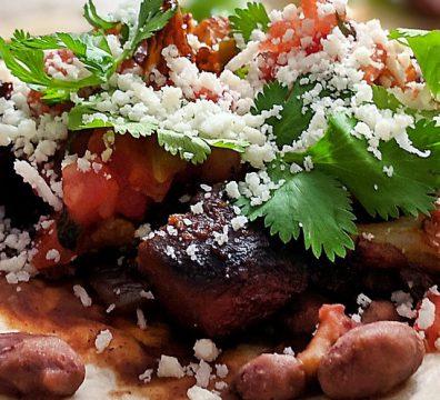 Step-By-Step Recipe For Cannabis Chorizo Street Tacos