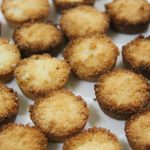 Step-By-Step Recipe For THC Coconut Icebox Cookies