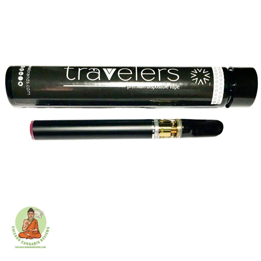 Verano Travelers Watermelon Disposable Pen 300mg-4