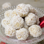 Impress Your Friends With Some Cannabis Coconut-Almond Balls