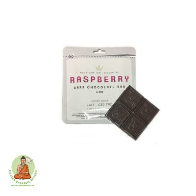 Nature's Grace and Wellness Raspberry Dark Chocolate