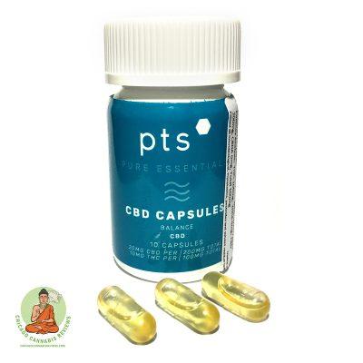PTS Balance CBD Capsules