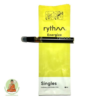 Rythm L'Orange Disposable Pen 300mg