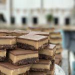 Take Dessert To The Next Level With Caramel Cannabis Shortbread Squares