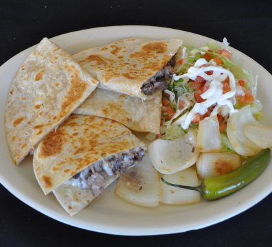 These Marijuana Mushroom _ Black Bean Quesadillas Are Fantastic