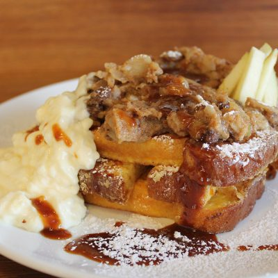 This Homemade Maple Caramel THC Bread Pudding Is Super Scrumptious