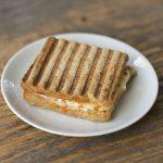 This Prosciutto & Provolone Pot Panini Sandwich Is Deliciously Dank