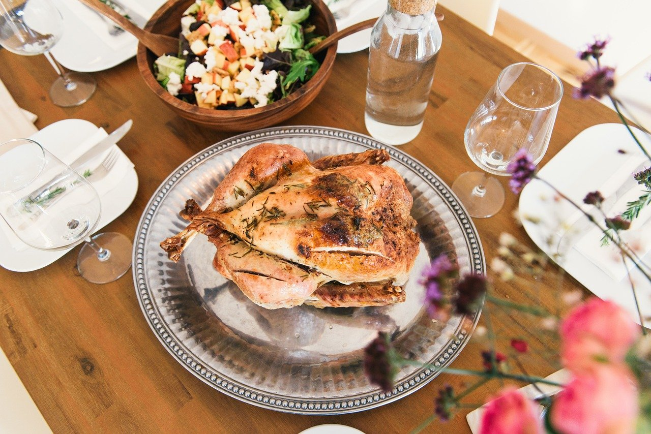 This THC Lemon Chicken Recipe Is Beyond Easy