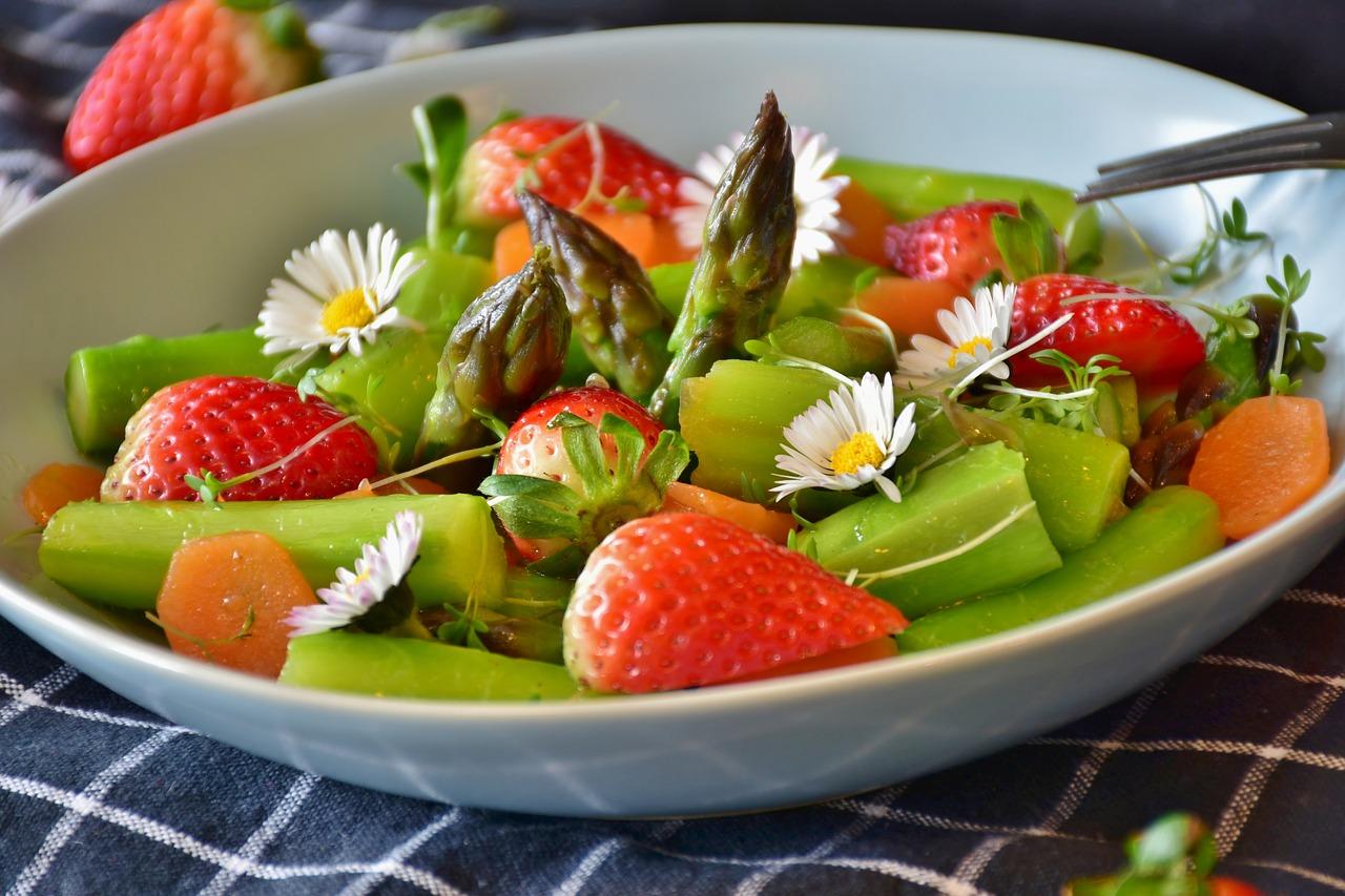 This THC Strawberry Pretzel Salad Is Uniquely Delicious