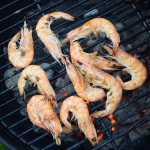 This THC Spicy Grilled Shrimp Recipe Is Incredible
