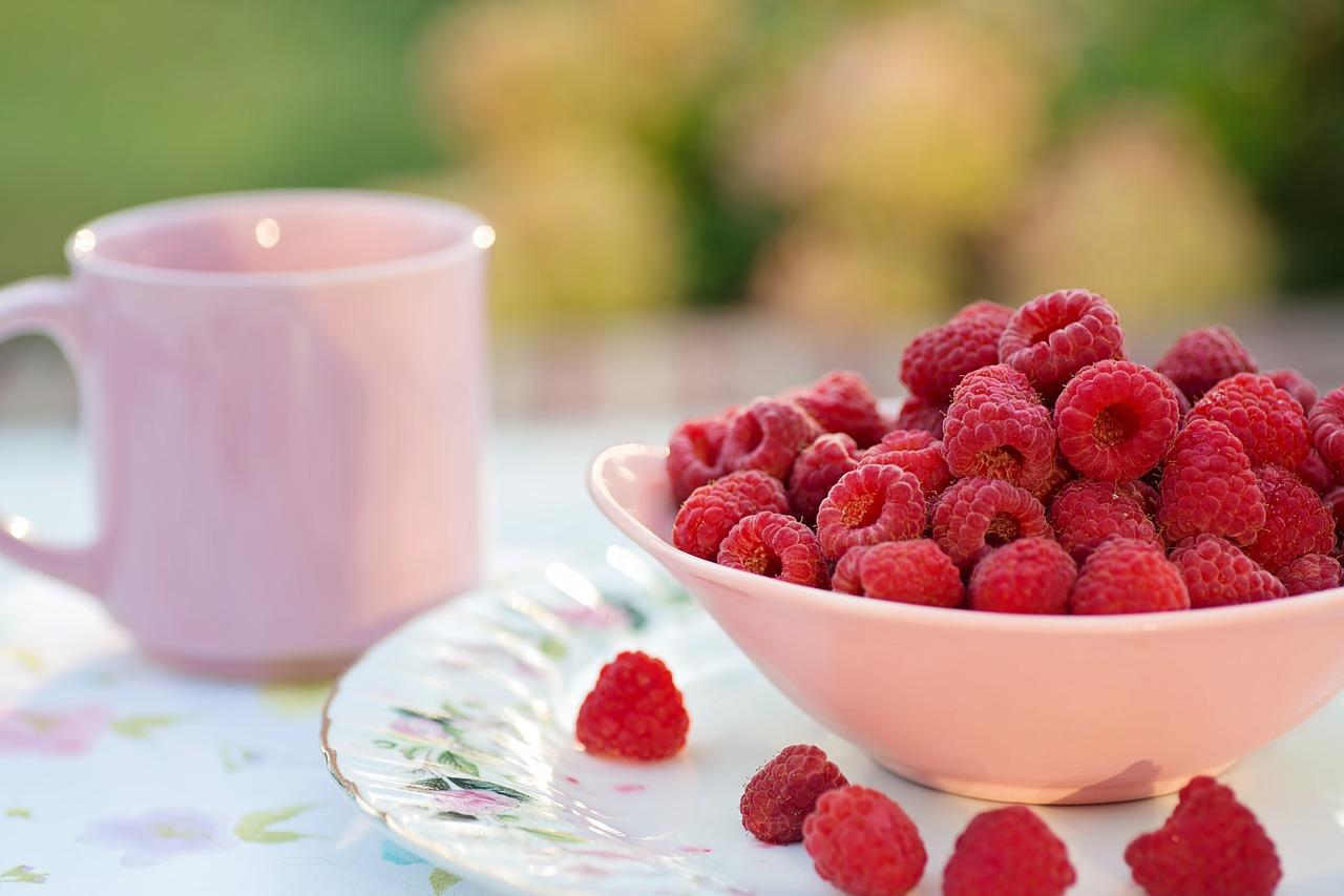 Upgrade Your Dessert With Some Cannabis Cran-Raspberry Sauce