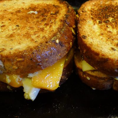 Upgrade Your Meal With This Cannabis Jalapeno Popper Grilled Cheese Sandwich